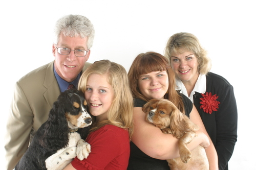 Hamill-Katz Family (and Dogs)